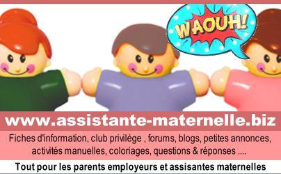 fiches gratuites autour des assistantes maternelles ou parents employeurs ...