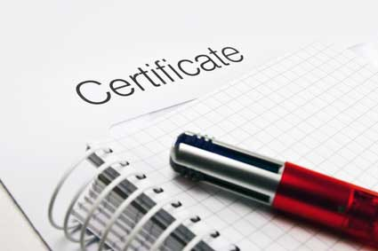 Modèle de lettre type: certificat de travail