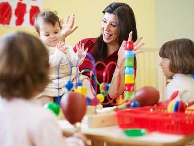 Maison d'assistante maternelle: mam