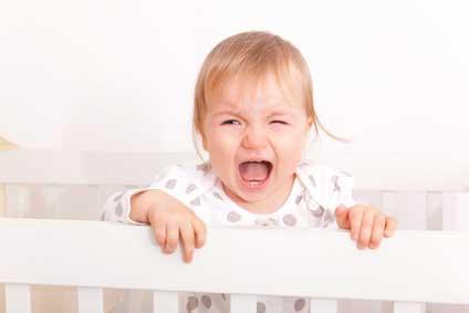 Bébé secoué : un danger pour l'enfant !