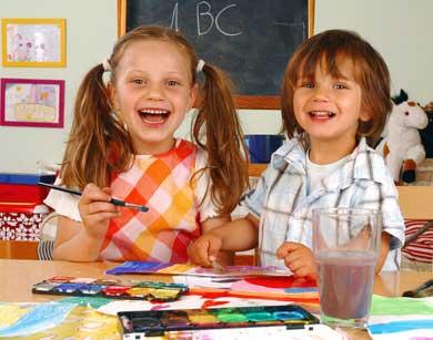 Coloriages, jeux et activités pour les petits !