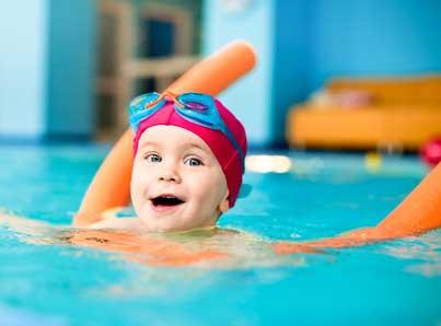Norme et sécurité piscine pour les enfants