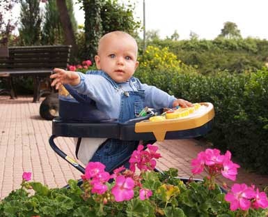 Comment choisir le trotteur bébé ?