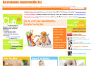 publicité sur assistante-maternelle.biz